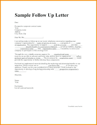 Follow Up Letter For Job ply With Up E Mail After Software