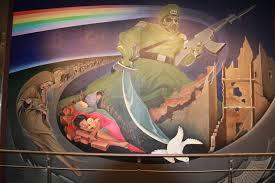 Denver Airport Conspiracy Murals Location by Dimethyltryptamine