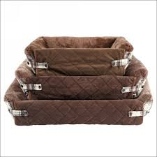 Chew Resistant Dog Bed by Living Room Magnificent Chew Proof Dog Beds Indestructible Dog