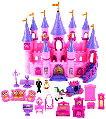 Princess Kitchen Play Set Walmart by Amazon Com My Dream Castle U0027princess Wedding U0027 Toy Doll Playset W
