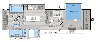 Montana 5th Wheel Floor Plans 2015 by 100 Montana Fifth Wheel Floor Plans 2016 Wildcat Fifth