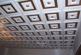Drop Ceiling Tiles 2x4 White by Ceiling Magnificent Ceiling Tin Tiles White Paintable Wallpaper