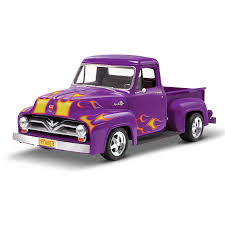Monogram – Classic Cruiser – '55 Ford F-100 Street Rod – 1:24 ... Ford F150 Predator 2 Fseries Raptor Mudslinger Side Truck Bed 164 Scale Abs Plastic Military Model Kits With Commander Big Pleasing Ford Trucks Autostrach Airfix A03306 Bedford Qt V1 176 Series 3 Kit Full Wrap Boneyard Gear 42017 2018 Gmc Sierra Stripes Midway Hood Decals Center Lift Austin Tx Renegade Accsories Inc L1500s Wehrmacht Light 4x2 Attackhobbykits M2 Machines 15 1953 Chevy 3100 Pickup Gray Transform Your Truck Into A Lifted Readylift Leveling Minitruck Complete Air Ride Suspension Supplies Rc4wd Gelande Ii Lwb 110 Chassis
