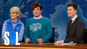 Stefon Snl Halloween Youtube by Weekend Update Denise Mcdonough And Doreen Troilo Snl Youtube