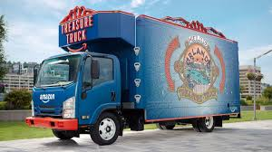 Amazon's 'Treasure Truck' Is Coming To Whole Foods Parking Lots - Eater Fashion Boutiques On Wheels Are Retails Answer To Food Trucks Spokane Freightliner Northwest Adaptability Is Showcased In The 6ft X 4in Bed Of Ram Macho Polonez Chain Stores Grey Dash Advertising Agency Redevelopment Group Hopes To Buy Out Close Whiteclay Beer Stores Surreal Dream As Trucks Take Away State And Used Diesel Dfw North Texas Truck Stop Mansfield Tx 2006 Columbia 120 Stock Y921938 Mirrors Tpi Amazoncom Liberty Classics Car Quest Auto Parts Stores 1936 Dodge Accsoriesncovers Inc Make Room Mobile Have Hit The Streets Npr