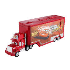 Disney Pixar Cars Transforming Mack Playset - Gotta Toy! - DVF39 Disneypixar Cars Mack Hauler Walmartcom Amazoncom Bruder Granite Liebherr Crane Truck Toys Games Disney For Children Kids Pixar Car 3 Diecast Vehicle 02812 Commercial Mack Garbage Castle The With Backhoe Loader Hammacher Schlemmer Buy Lego Technic Anthem Building Blocks Assembly Fire Engine With Water Pump Dan The Fan Playset 2 2pcs Lightning Mcqueen City Cstruction And Transporter Azoncomau Granite Dump Truck Shop