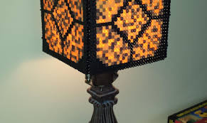 Minecraft Redstone Glowstone Lamp by Redstone Lamp On Instalamp Us