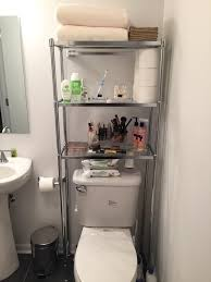 Bathroom Etagere Over Toilet Chrome by 21 Best Bathroom Etagere Shelf Images On Pinterest Shelf