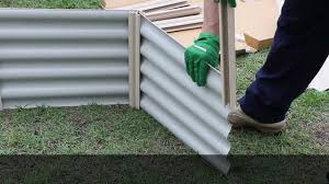 Absco Sheds Mitre 10 by Hexies Raised Garden Bed Assembly Video Youtube