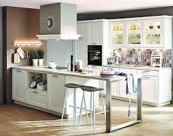 cascada komplette küche inkl insel und ansetztisch