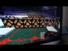 Flashing Redstone Lamp Minecraft by How To Make Redstone Lamps Flash Youtube