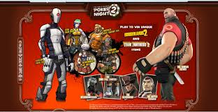 Tf2 Iron Curtain Skins poker night 2 loot to get in tf2 and bl2 tf2