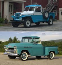This Or That – Season 3: 1957 Willys Pickup Or 1958 | Hemmings Daily