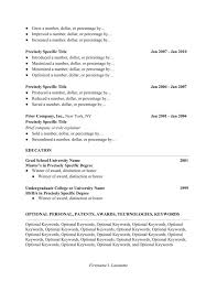 Ladders 2018 Resume Guide