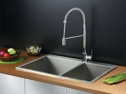 mesmerizing kitchen water faucet luxury gold brushed nickel