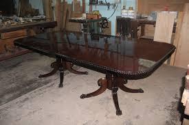 Mesa de edor estilo Regency