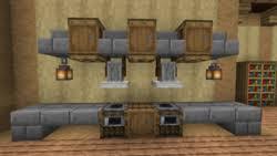 anleitungen möbel das offizielle minecraft wiki