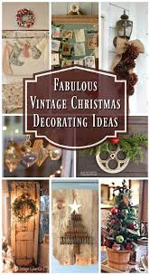 Top Vintage Christmas Decorations – Christmas Celebration
