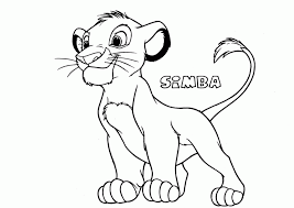 Print The Lion King Halloween Coloring Pages Or Download