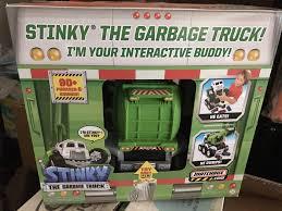 MATTEL MATCHBOX STINKY The Garbage Truck - Mattel R0858