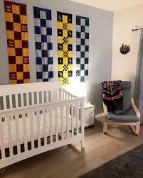 Harry Potter Themed Nursery -