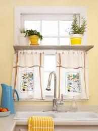 kitchen curtains ideas diy using creative kitchen curtains ideas
