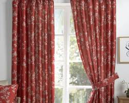 Grey Chevron Curtains Walmart by Curtains Infatuate Red Brown And Grey Curtains Remarkable Red