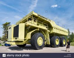 Terex Titan, Haul Truck For Open Pit Mines, The Largest Truck In The ...