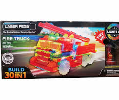 Laser Pegs 30 In 1 Fire Truck Light Up Building Kit Tinted Bricks ... Build The Clics Fire Engine Toy And Extinguish Any Clictoys Play Fire Truck Kit Brie Blooms 239pcs New City Ladder Firefighter Water 02054 Model A Engine For Children Toddler Fun Learning Lego Your Own Adventure With A Minifigure Adapted Truck Popular Among Fighters Scania Group How To Food Yourself Simple Guide Lego Nwt Let Go My Legos Pinterest Paper Of Stock Vector Illustration Of Scissors Mville Department Lowes Event