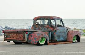 100 Chevy Hot Rod Truck 1952 Chevrolet Rat Tetanus