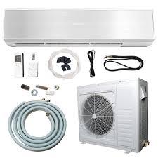 Mini Split Ceiling Cassette Air Conditioner by Amvent Elite 24 000 Btu 2 Ton Ductless Mini Split Air