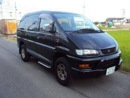 Mitsubishi DELICA SPACE GEAR for sale Japan Partner