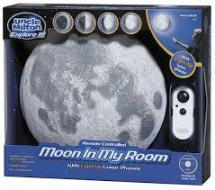 Moon In My Room Light up Moon