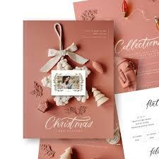 2018 Christmas Card Catalog Vol1 Oh Snap Boutique