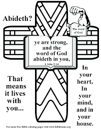 Skillful Ideas Christian Bible Coloring Pages Free Printable Archives For Easter Adults Full Size