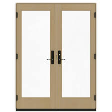 Anderson Outswing French Patio Doors by French Patio Door Patio Doors Exterior Doors The Home Depot