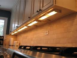 dimmable led cabinet lighting kitchen kichler direct wire
