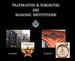 What Hope Is There For A Society That Satanically Possessed And Doesnt Have Clue Freemasonry The Church Of Satan Masquerading As Fraternal