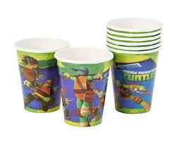 Ninja Turtle Decorations Ideas by Amazon Com Totally Tubular Teenage Mutant Ninja Turtle Birthday