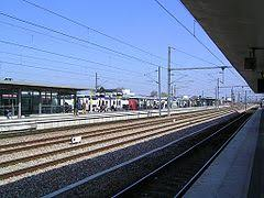 chelles gournay station