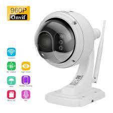 GW Security 5Megapixel 2592x1920 WiFi Wireless IP 1920P Outdoor