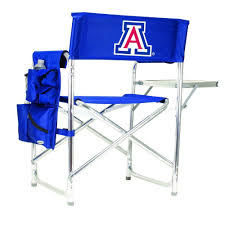 Dallas Cowboys Folding Chair by Picnic Time The Home Depot