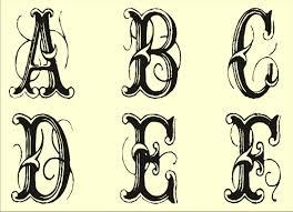 Printable Fancy Letters Resume Ideas