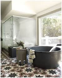 trends for cement tile bathrooms rustico tile