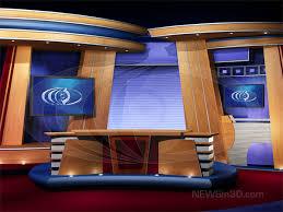 Classic News Set No Logo Camera 2 HD