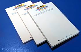 Notepad Printing And Custom Size Memo Pads