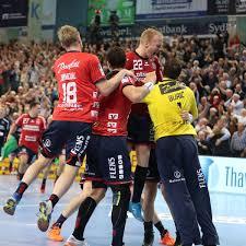 HandballBundesliga Flensburg Gewinnt Krimi Gegen Magdeburg Löwen