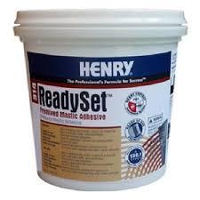 ww henry company fp0rset034 mastic adhesive tile epoxy adhesives