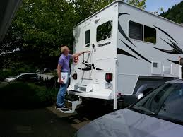 100 Pickup Truck Camper Live Really Cheap In A Pickup Truck Camper In A Financial Crisis