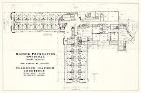 Cal Poly Baker Floor Plan by Kaiser Permanente Fontana A History Of Total Health Kaiser